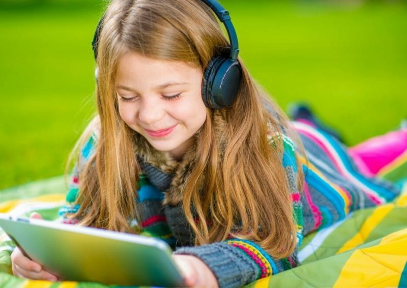 Using Bluetooth headphones for kids