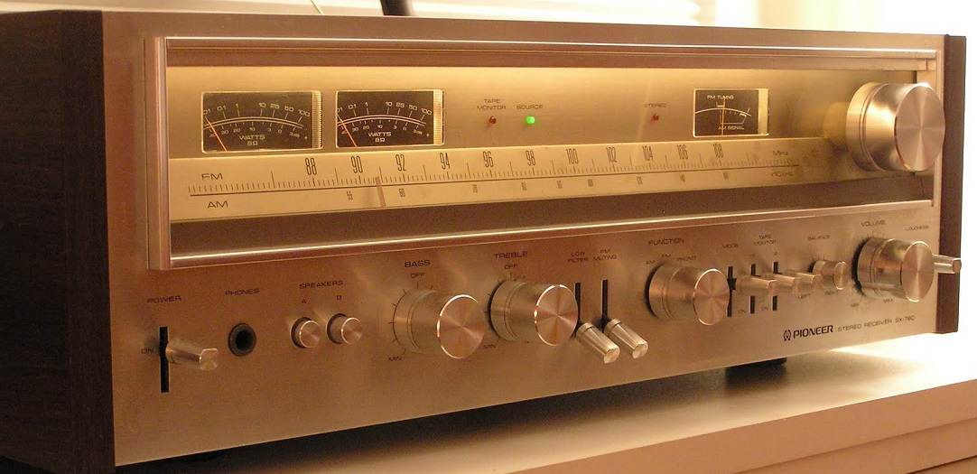 What Can You Do With The Old Stereo Receiver?2