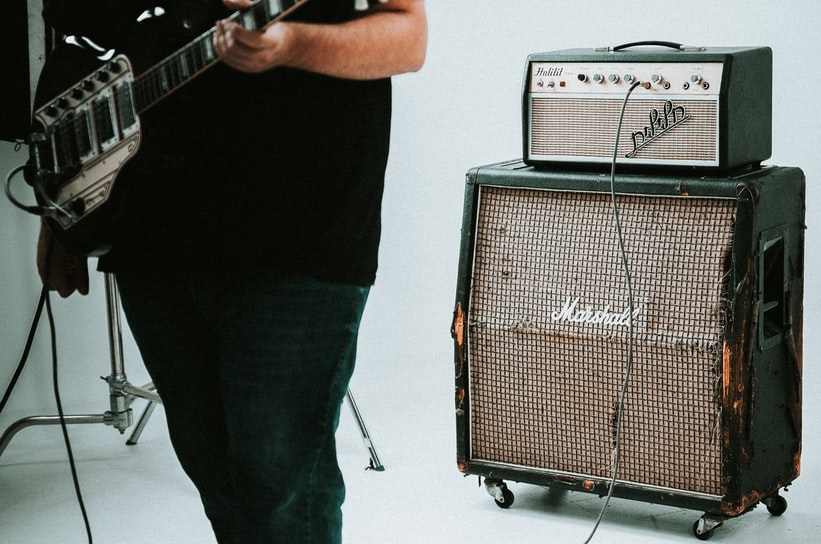 Tips And Tricks How To Use Bluetooth Speaker as Guitar Amplifier2