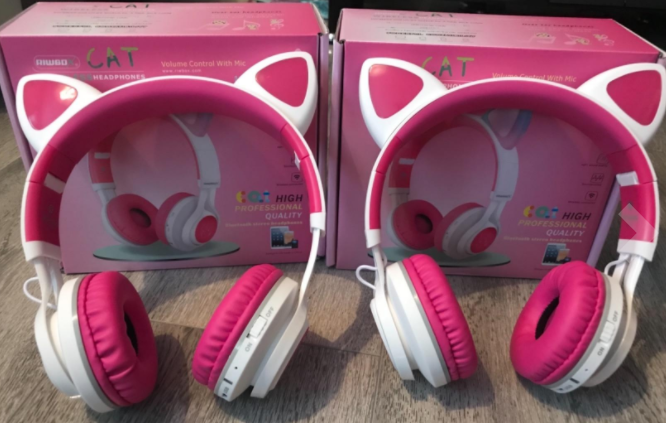 Using Bluetooth headphones for kids3